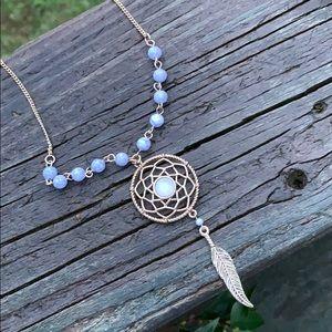 Lovely Dreamcatcher Necklace